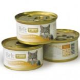 Brit  Care Cat Tonijn, wortel & erwten 80 g