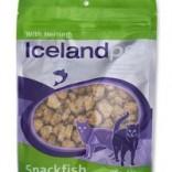 Icelandpet Haring beloning voor de kat 100 g