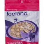 Icelandpet Garnalen beloning voor de kat 100 g