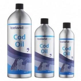 Icelandpet Kabeljauw olie