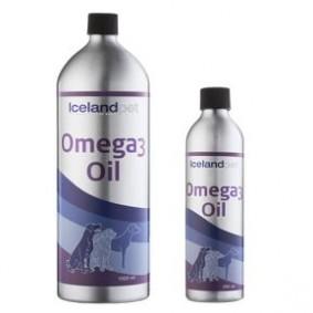 Icelandpet Omega-3 olie