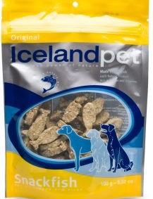 Icelandpet Witvisfilet voor de hond 100 g
