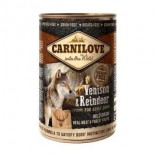 Carnilove Adult All Breed 400 g blik Hert & rendier