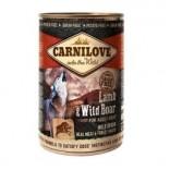 Carnilove Adult 400 g blik Lam & wild zwijn