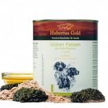 Hubertus Gold 800 g blik Groene pens met havervlokken & lijnzaadolie