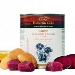 Hubertus Gold 800 g blik Lam met aardappel & rode bieten