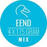Carnivoer Eendmix 4 x 175