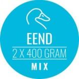 Carnivoer eendmix 2 x 400 g