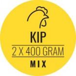 Carniveor kipmix 2 x 400 g
