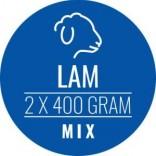 Carnivoer lammix 2 x 400 g