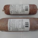 Carnibest Natuurvoer BIO 1 kg en 500 g worst